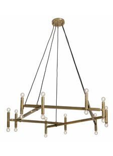 Nordal Suspension chandelier 10 lumières - 142xh120 - Nordal