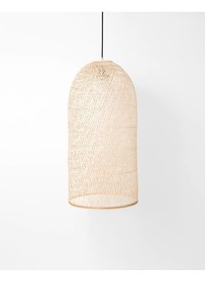 Ay Illuminate Lampe Suspension Bambou CAP LARGE - Natural - Ø48x110 cm - Ay illuminate