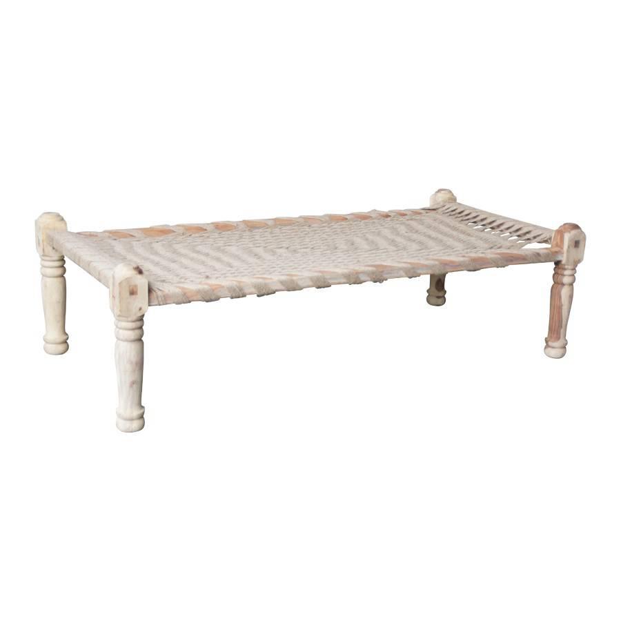 Evenaar Day Bed rope - Natural - 54x184cm - Evenaar