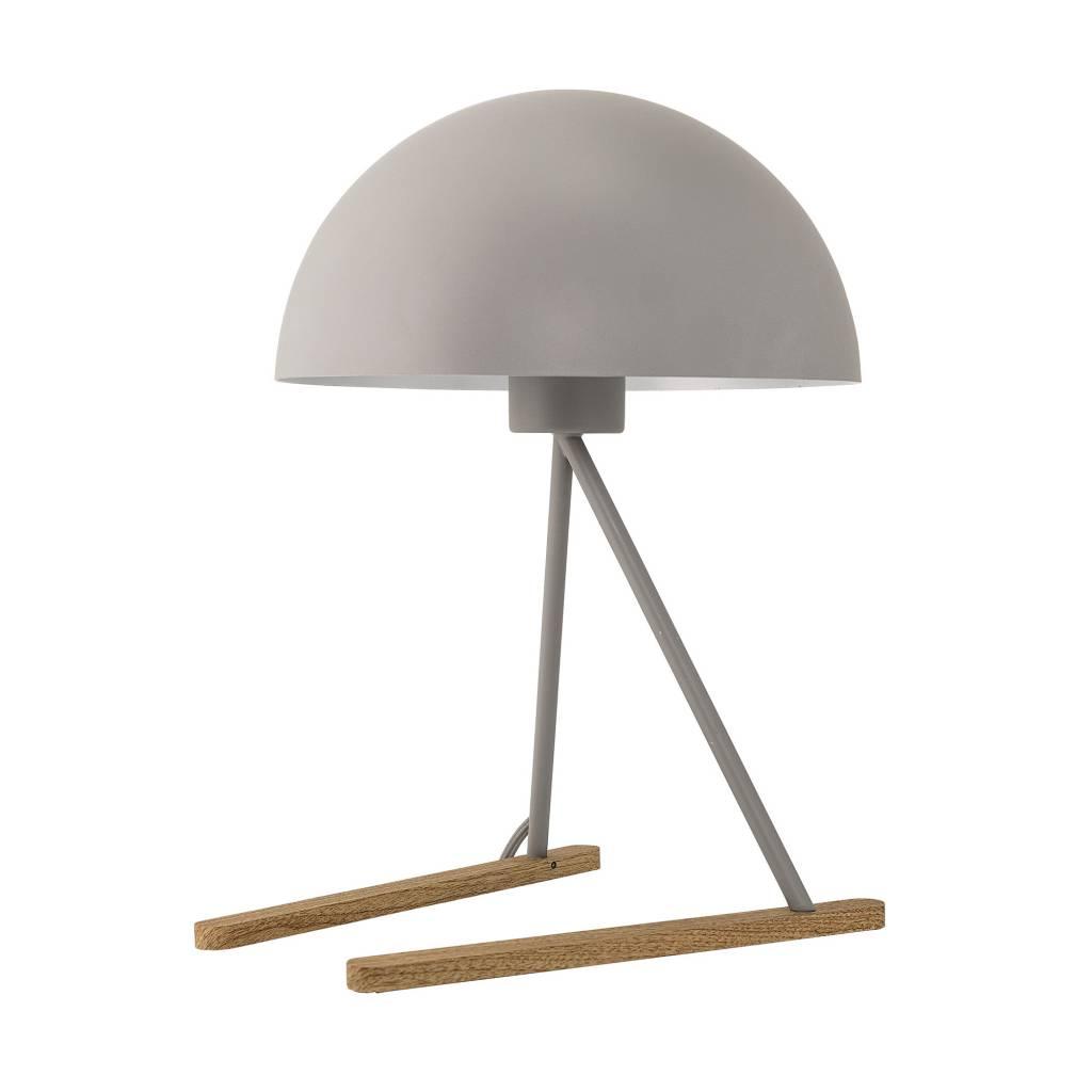 Bloomingville Table Lamp grey - Ø25xH35 cm - Bloomingville