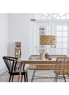 Parfait! Le banc en rotin et la chaise Lena de la marque danoise Bloomingville sont les articles en rotin les plus élégants que nous proposons.