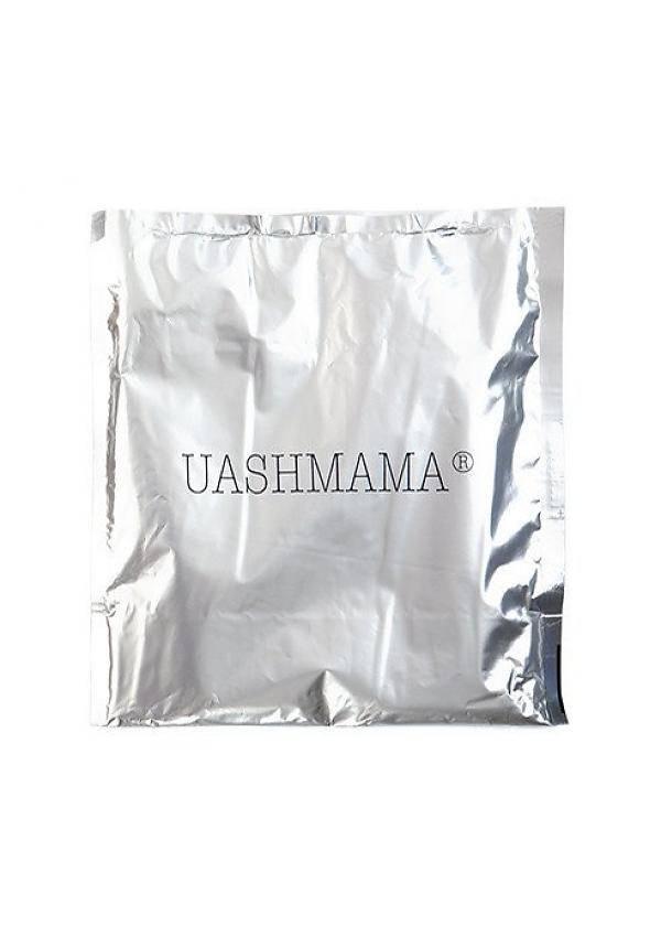 Uashmama Washable Paper Wine Bag Chianti with cooler - quarzo rosa  - Uashmama