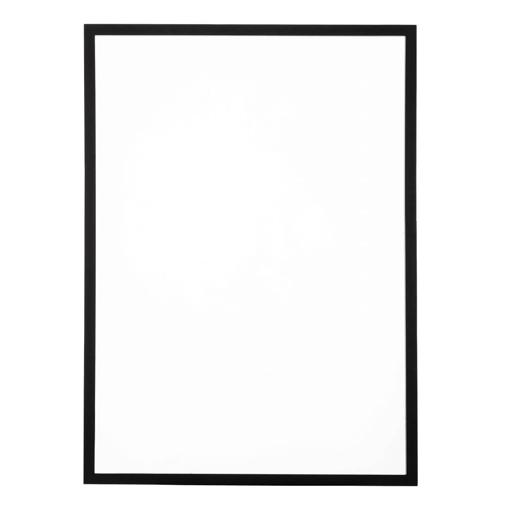 Bloomingville Wooden frame - h70x50cm XL - black-  Bloomingville
