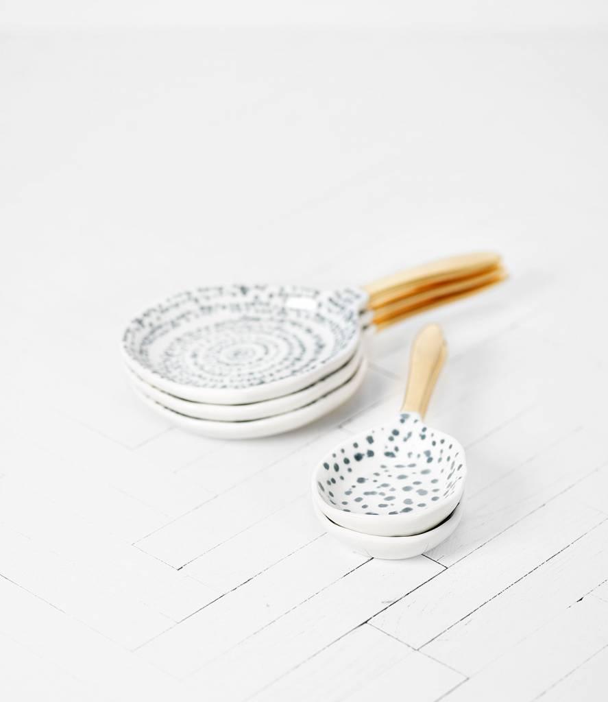 Urban Nature Culture - UNC Cuchara de porcelana L - Ø19,5cm - UNC