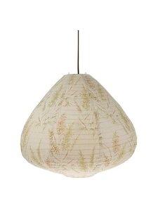HK Living Suspension / lantern vintage en coton - Ø65cm - HK Living