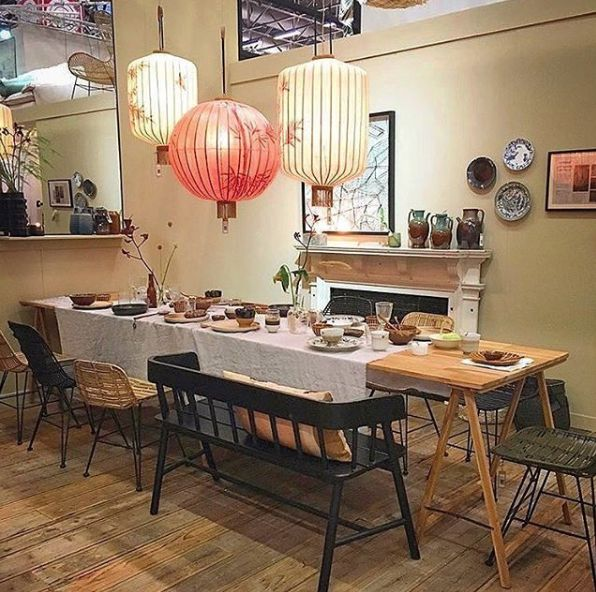 Congratulations HK Living for winning 'the best booth design award' at Maison et Object!