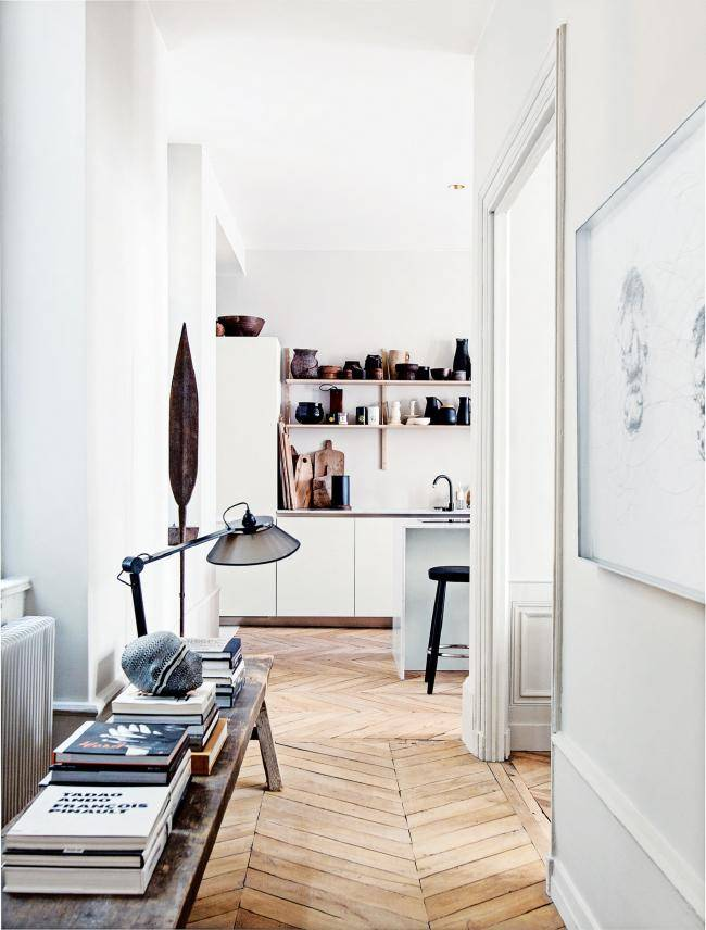 According to Vogue Living vogue living this might be the most beautiful French apartment in the world. - seen at Vogue Living - Petite Lily Interiors
