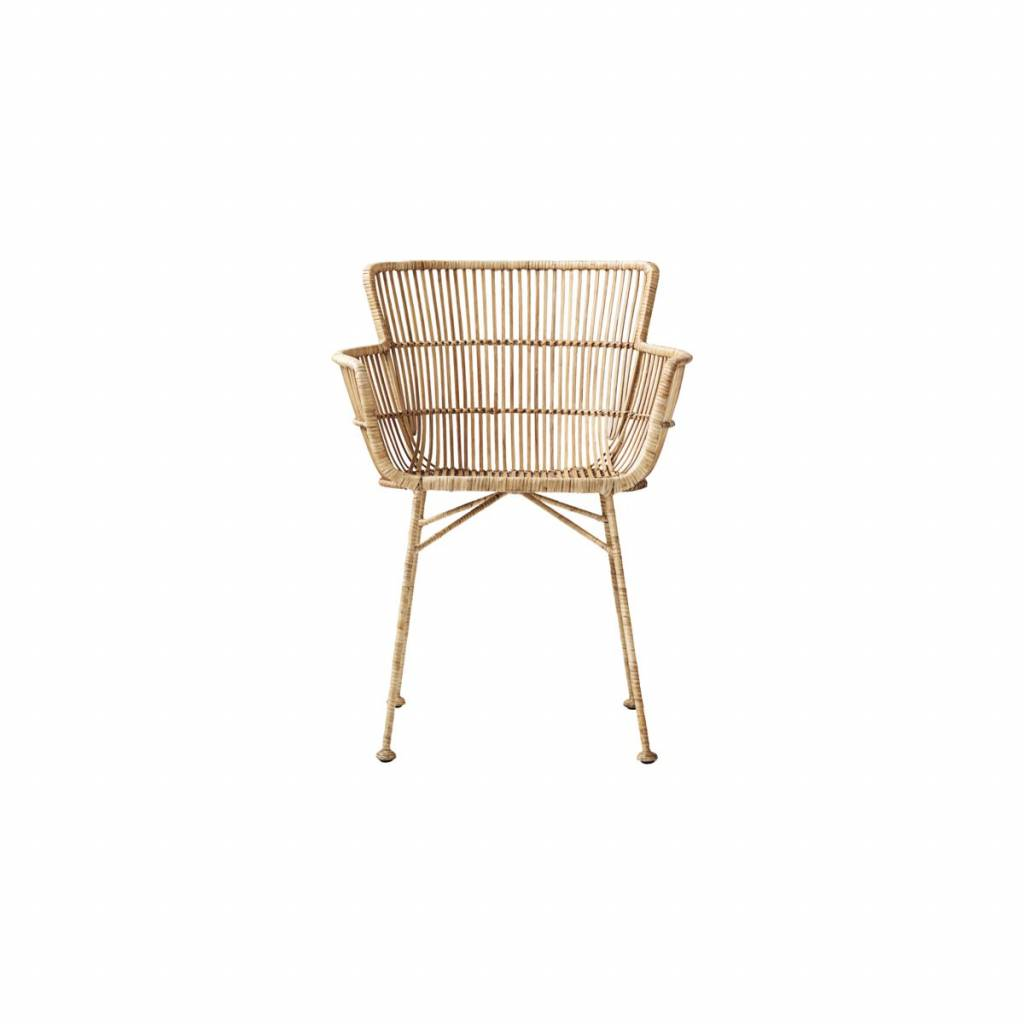 House Doctor Fauteuil  rotin naturel - House Doctor