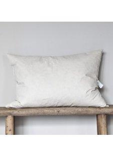 Bloomingville inner pillow - white - 50x70cm - Tell Me More