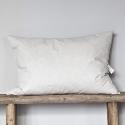 Bloomingville Inner pillow - white - 50x70cm - Tell Me More