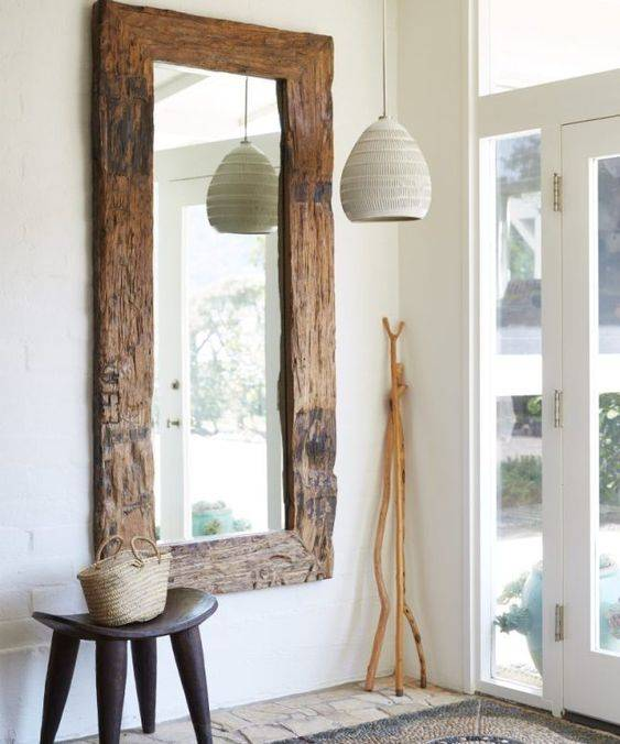 Scandinavian-Ethnique, Boho-chic and Hygge are now making place for the new trend: Wabi-Sabi Design - Seen at Pinterest