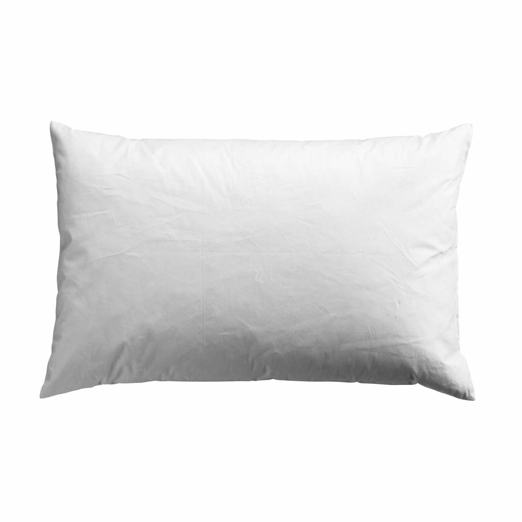 TineKHome inner pillow - white - 50x75cm - Tinek Home