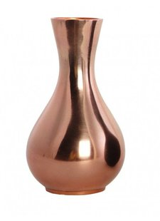 "House Doctor Copper Vase ""Mira""  - House Doctor"