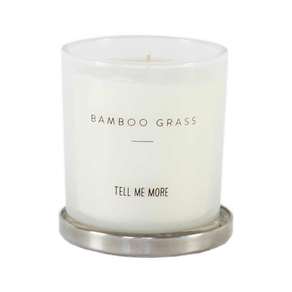 Tell me more Vela aromática - Bamboo Grass - Tell Me More