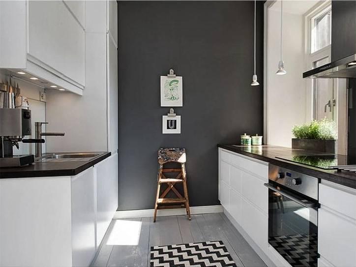 Brita Sweden Tapis Gunnel noir - 70x100cm - Brita Sweden