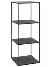 House Doctor Rack metal black - h90 cm - House Doctor