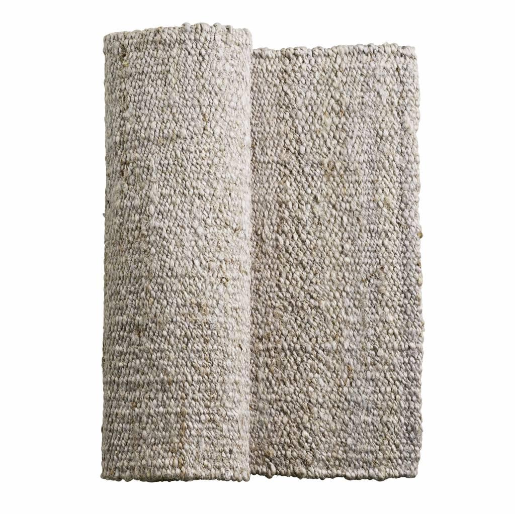 TineKHome Tapis toile de jute et chanvre - KIT - 250x300cm - Tine k Home