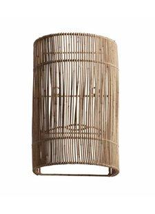 TineKHome Lámpara de pared de mimbre - TinekHome
