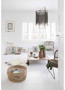 Décoration naturelle dans une magnifique maison de campagne hollandaise - Vu sur VT Wonen