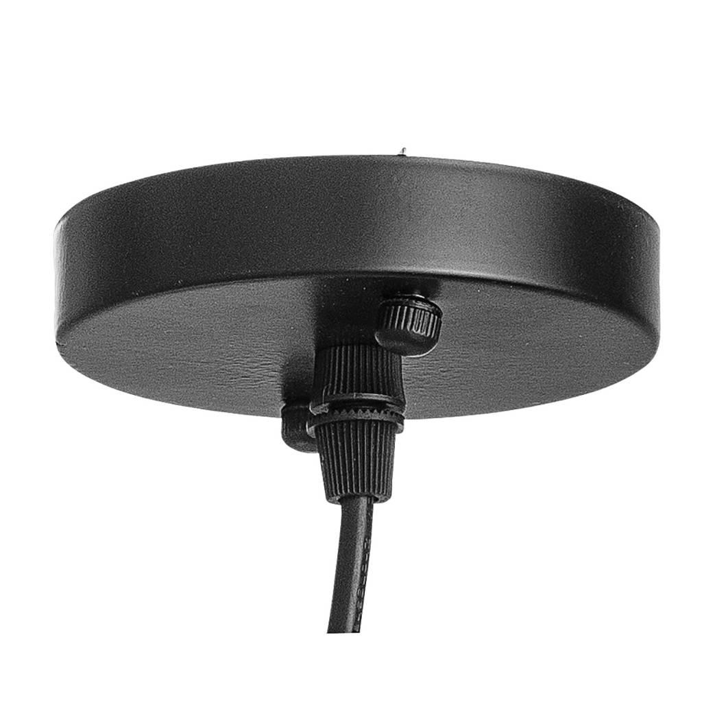 Bloomingville Lampe Suspension en verre - vert - Ø23xH18 - Bloomingville