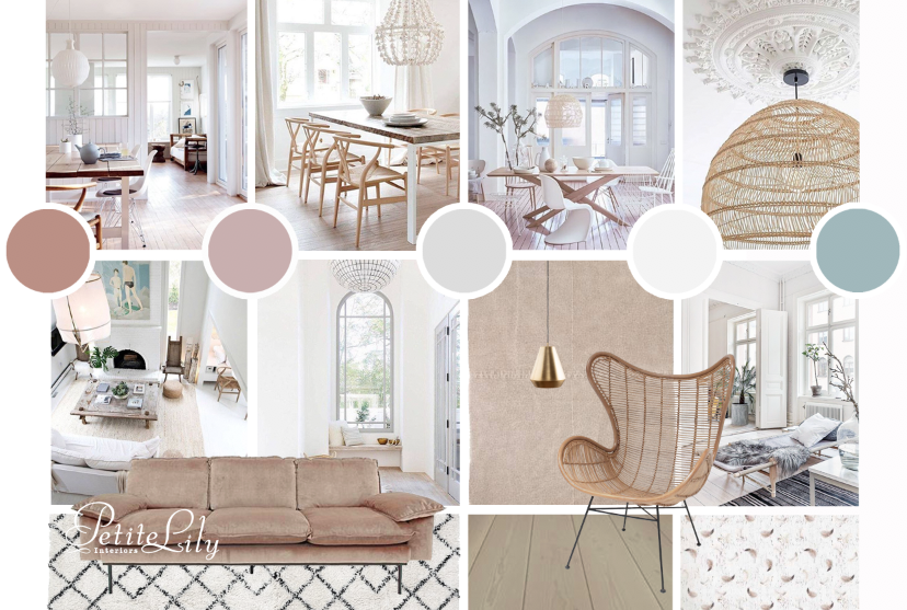 Moodboard Petite Lily Interiors