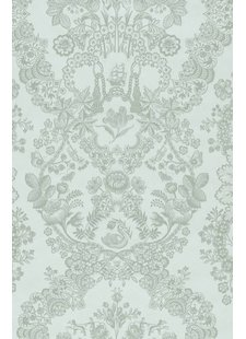 Pip Studio  Wallpaper - Lacy Dutch - Light Green - Pip Studio