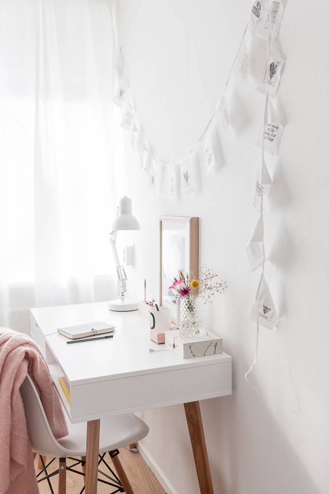 Afrodutch Paperstone banderines de algodón - Sabiduría - 4m - Afrodutch PaperStone