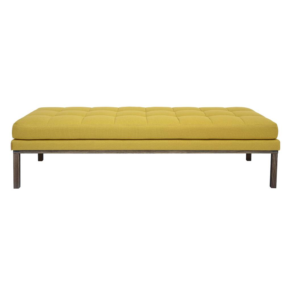 Bloomingville Cita Daybed - Yellow - L200xH42xW86cm - Bloomingville