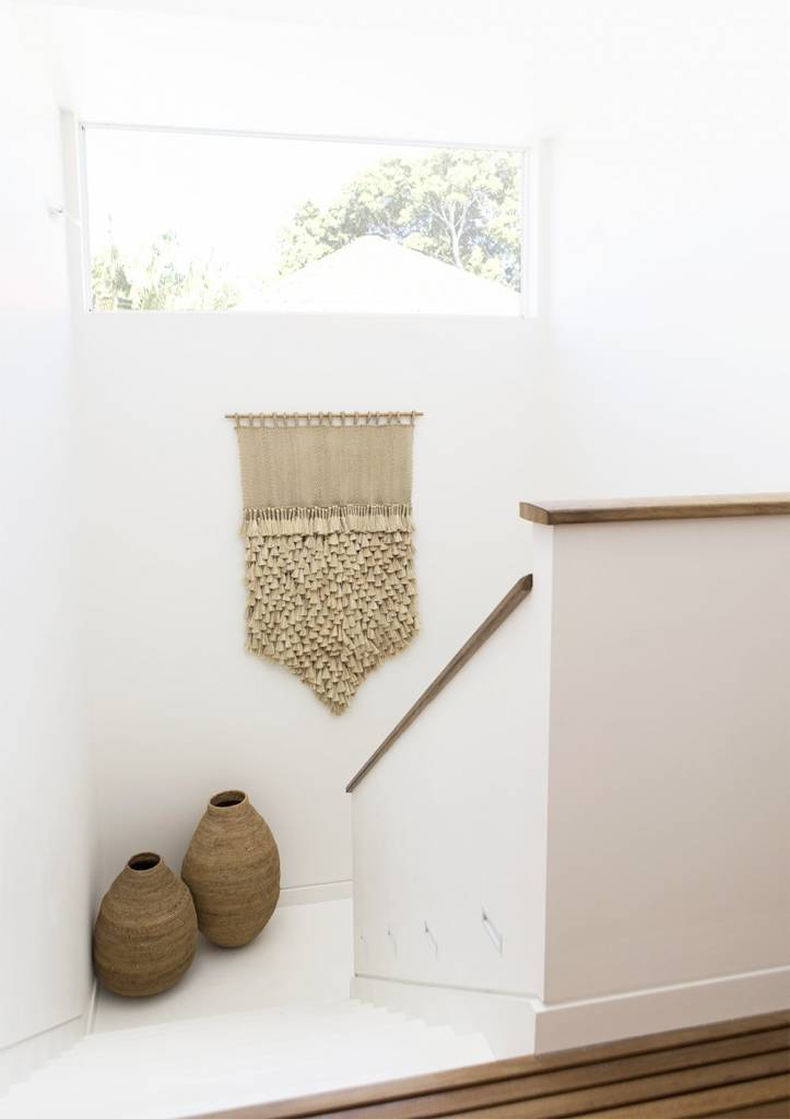 the dharma door  Jumbo Wall Hanging Jumbo - Jute Tassels - Natural - 100xh145cm - The dharma door