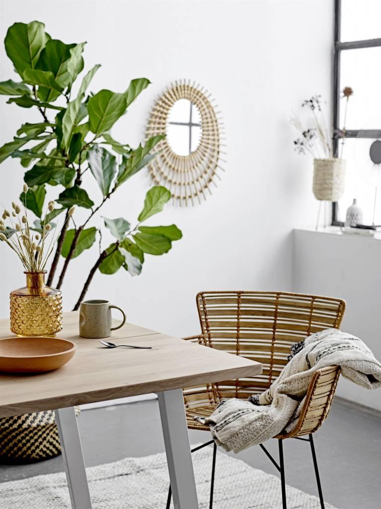 Bloomingville Rattan chair - Natural - Bloomingville