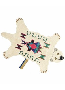 Doing Goods Kasbah polar rug - 151x93xh2cm  - Doing Goods