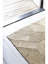 the dharma door  Tapis Kasba toile de jute - 240x170cm - The Dharma Door