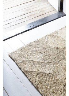 the dharma door  Kasba Jute Rug - 240x170cm - The Dharma Door