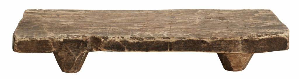 Nordal Wooden chopping board, recycled - natural - 45x21x6cm - Nordal