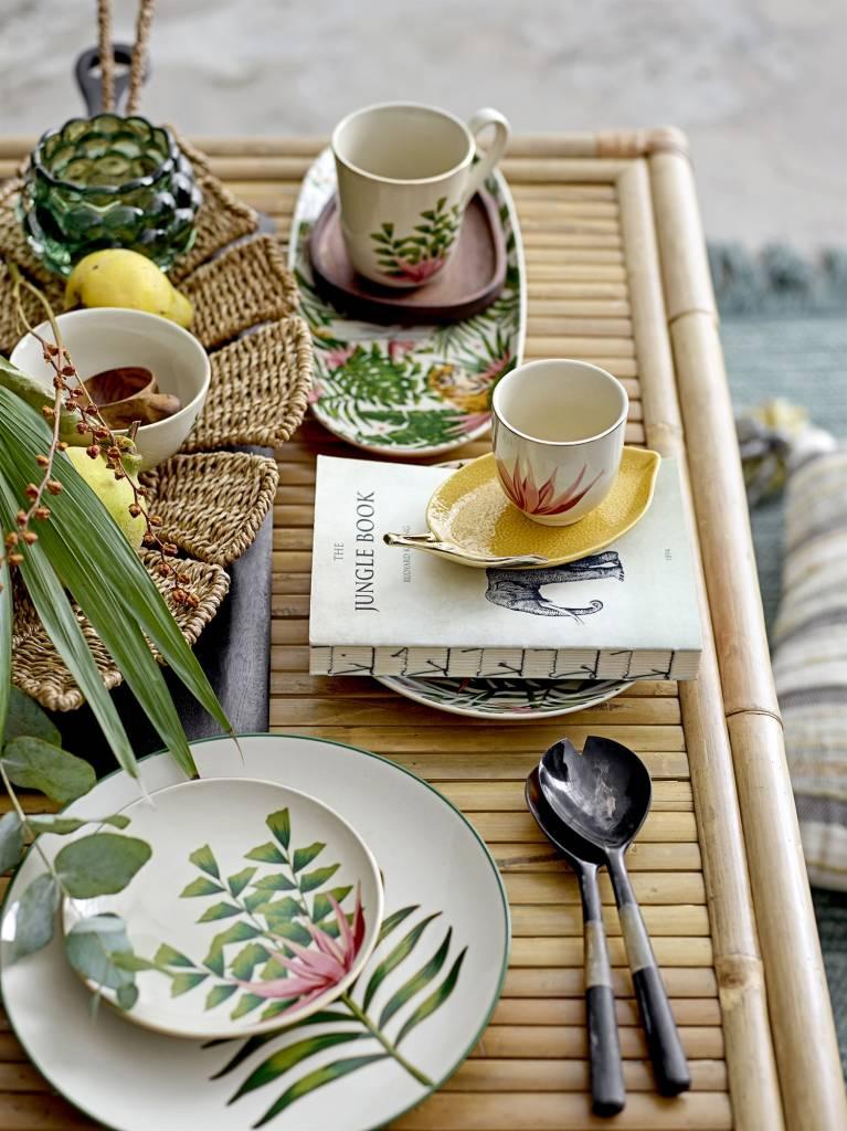 Bloomingville Mesa de centro de aire libre - Bambu - 90xA50x60cm - Bloomingville