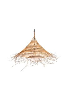 Rock the Kasbah Lampe Suspension palmier dattier - Ø65-80xH50cm - Rock the Kasbah