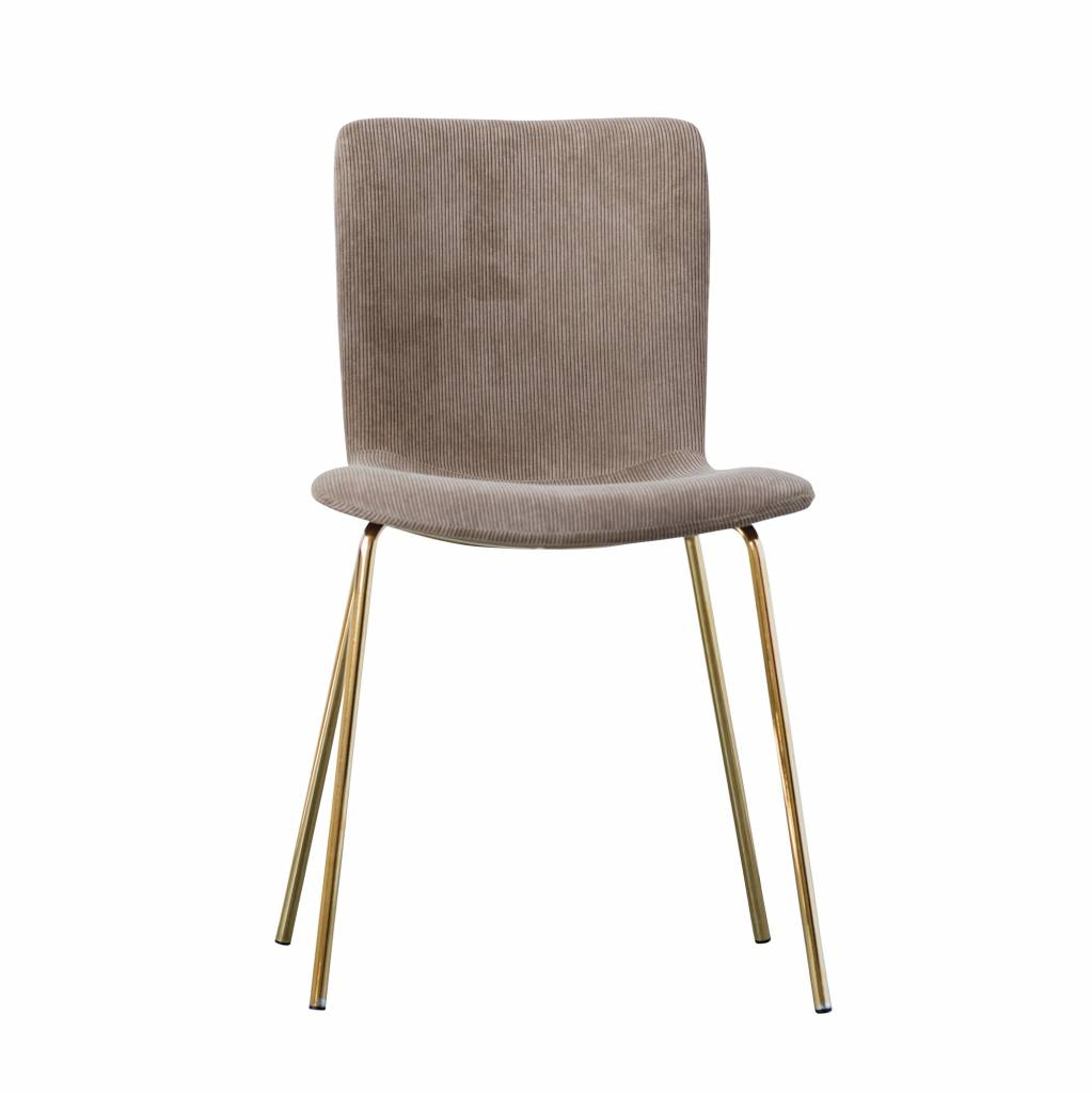 HK Living  Gatherings Dining Chair - brown - Bloomingville