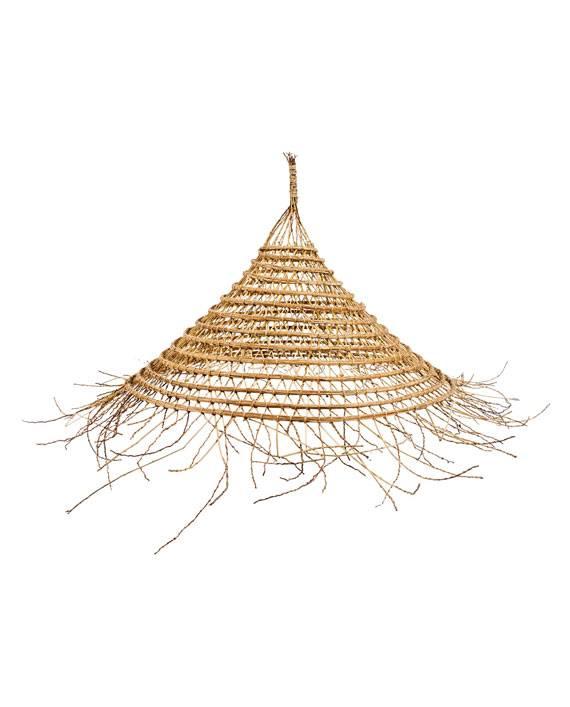 Rock the Kasbah Lampe Suspension palmier dattier - Ø85-120xH60cm - Rock the Kasbah