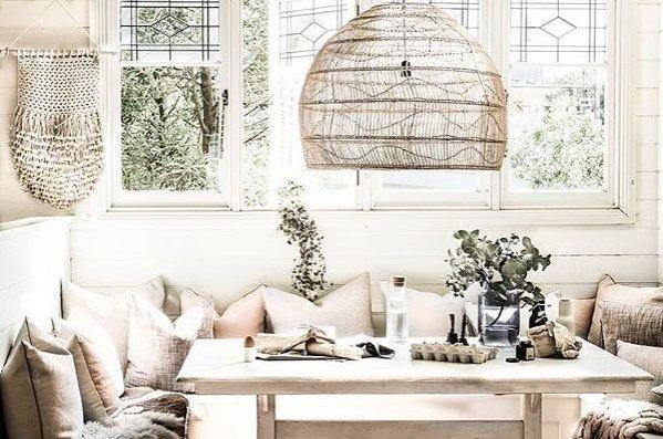 Snowdrops Copenhagen Bureau / Table console - Bois d'orme - 100-117x40-50x84cm - pièce unique