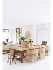 Create a bohemian style holiday admosphere in a city home/appartment!