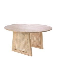 HK Living Webbing coffee table - Ø65xh35cm - HK Living