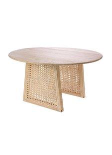 HK Living Webbing coffee table - Ø80xh30cm - HK Living - Copy