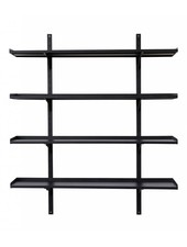 House Doctor Rack w / 4 shelves - Li1150 - House Doctor