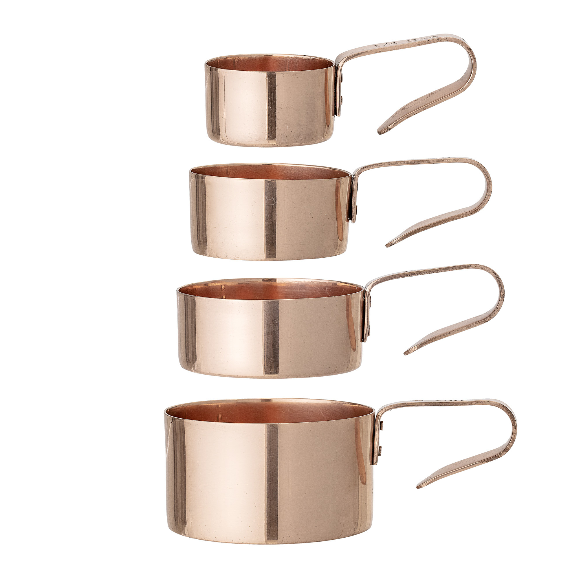Bloomingville Gatherings Measuring Cup, Copper - Bloomingville