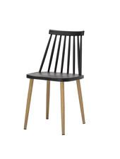 Bloomingville Bajo Chair, black, Plastic - L42xH80xW42cm - Bloomingville