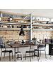 House Doctor Table de salle à manger - bois - 240x90xh74cm - House Doctor