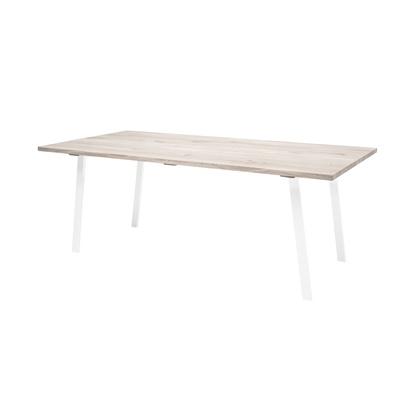 Bloomingville Table de salle à manger - chêne - 200xW95xh75cm - Bloomingville