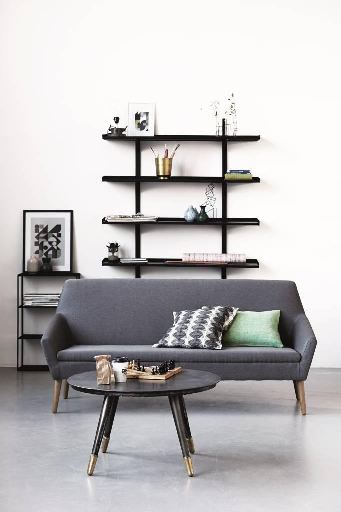 House Doctor Rack w / 4 shelves - Li1150 - House Doctor
