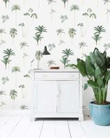 Creative Lab Amsterdam  Papier Peint Palms - 203x303cm Prix m2:  27,00 €