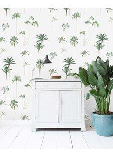 Papier Peint Palms - 203x303cm Prix m2:  27,00 €